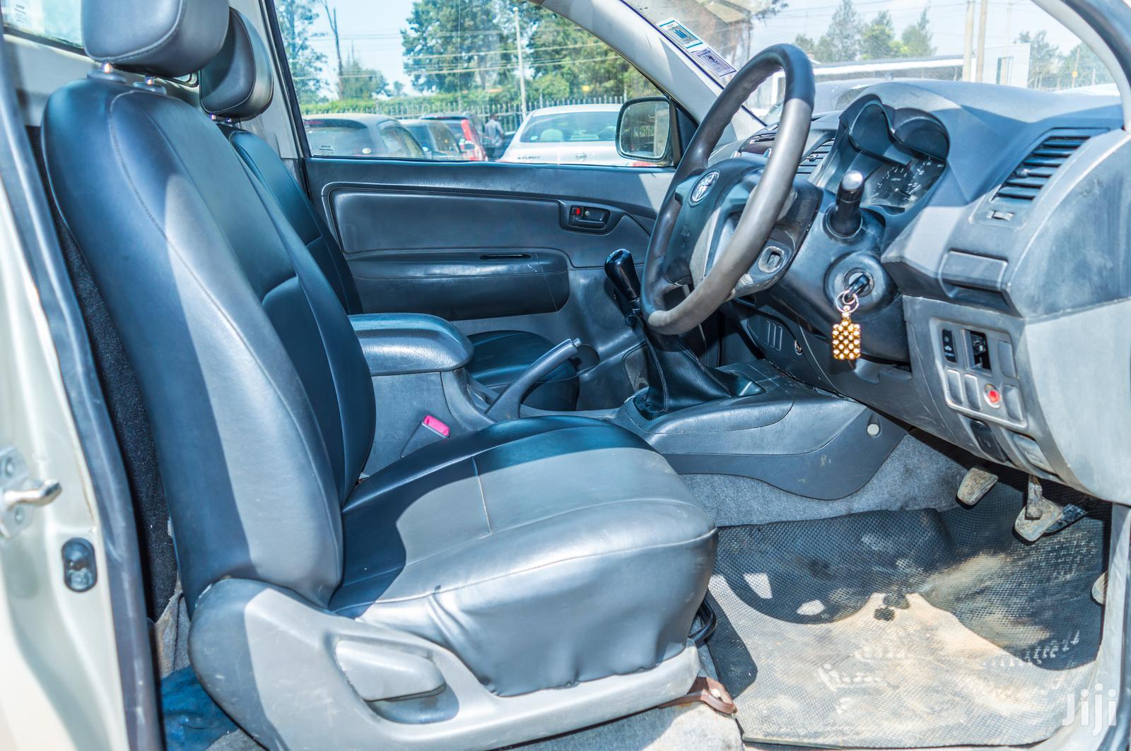 Toyota Hilux 2014 Beige | Cars for sale in Township E, Kiambu, Kenya
