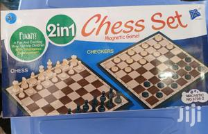 2in1chess And Checkers Set   Books & Games for sale in Nairobi, Nairobi Central