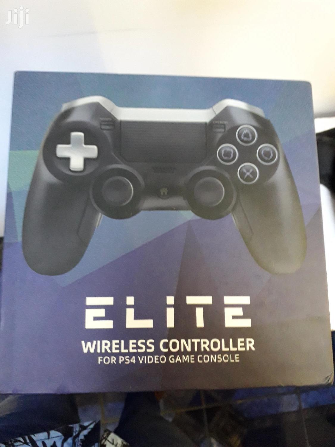 Archive: Elite Pad for PS4 and PS5