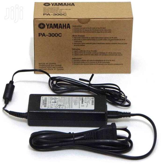 Brand New Original Sealed Yamaha Keyboard Adapter PA-300