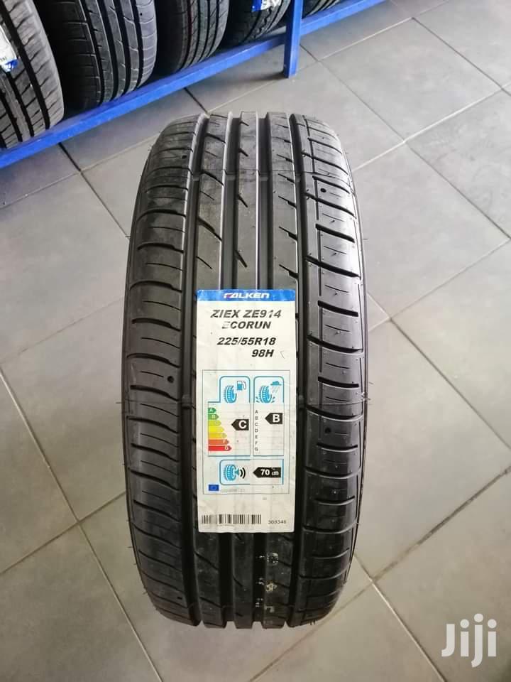 225/55 R18 Falken Ecorun Tyre 924
