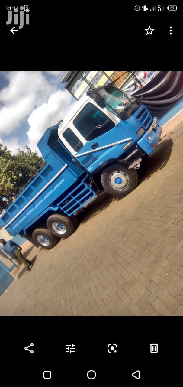 Isuzu Exz Tipper | Trucks & Trailers for sale in Nairobi Central, Nairobi, Kenya