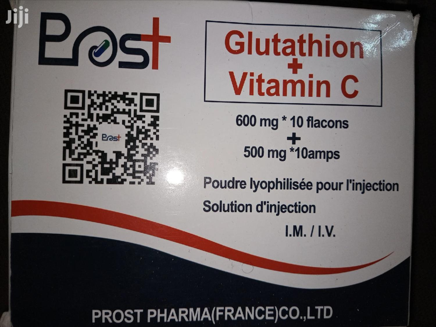 Glutathione Products