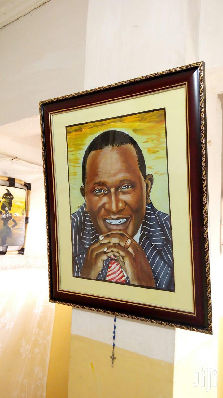 Archive: Customized Portrait Painting Art Works