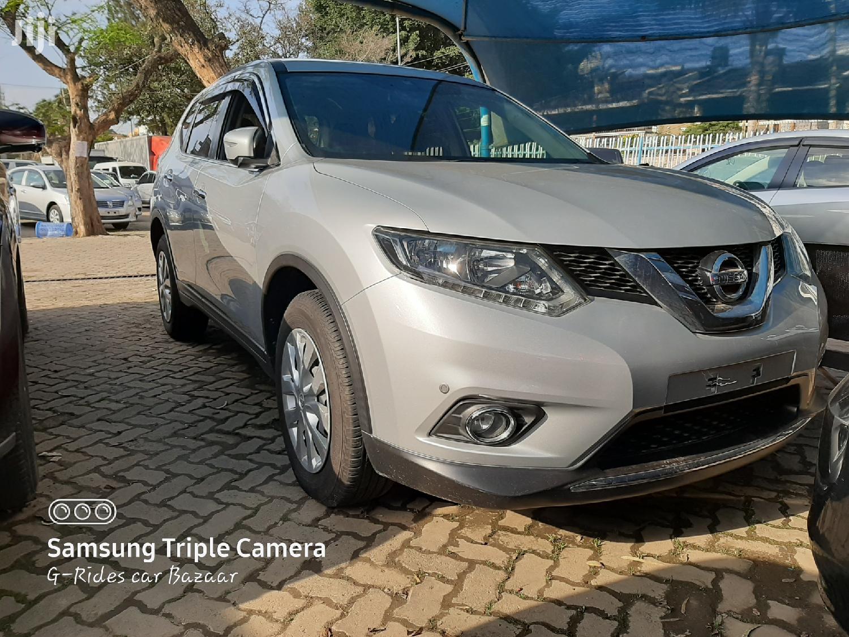 Nissan X-Trail 2014 Silver