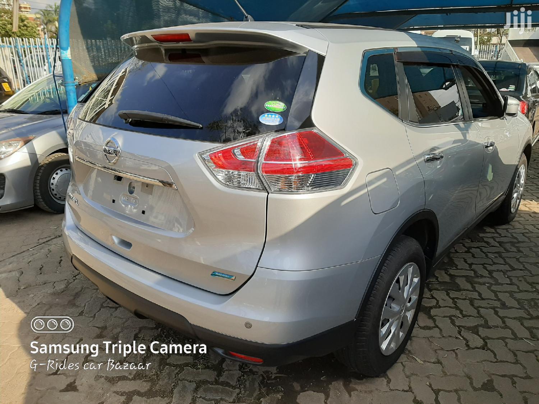 Nissan X-Trail 2014 Silver   Cars for sale in Nairobi Central, Nairobi, Kenya