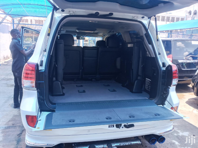 Toyota Land Cruiser Prado 2014 White   Cars for sale in Mvita, Mombasa, Kenya