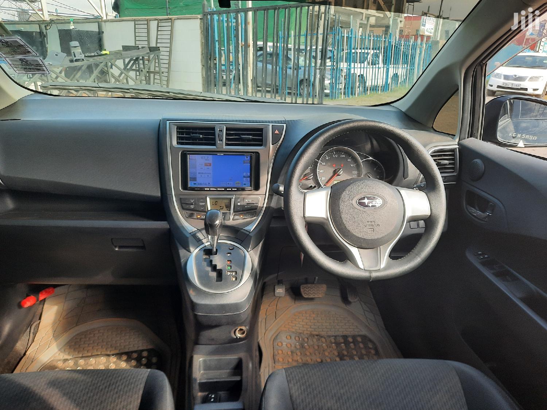 Subaru Trezia 2012 1.3i Black | Cars for sale in Karen, Nairobi, Kenya
