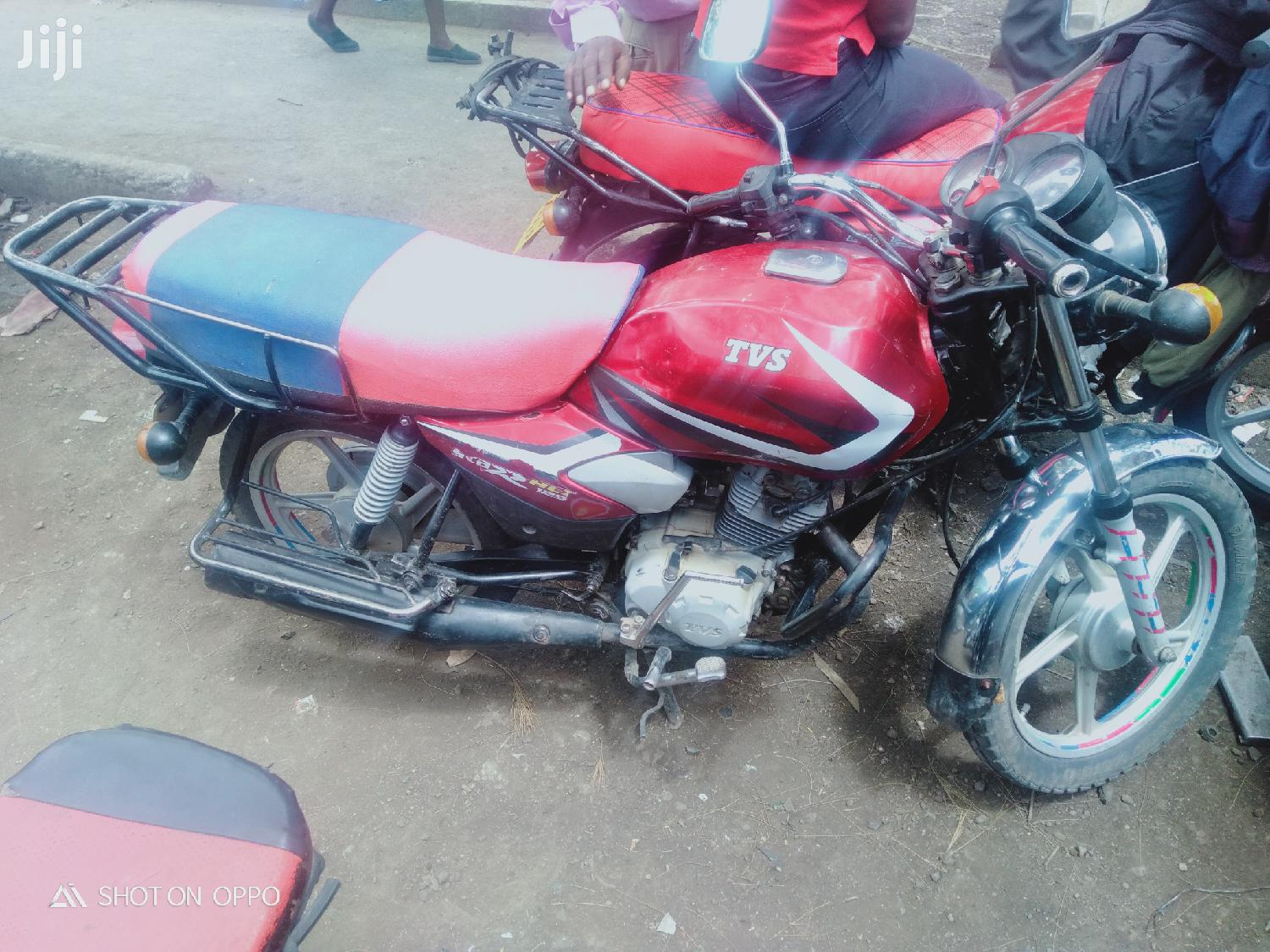 Archive: TVS Apache 180 RTR 2014 Red