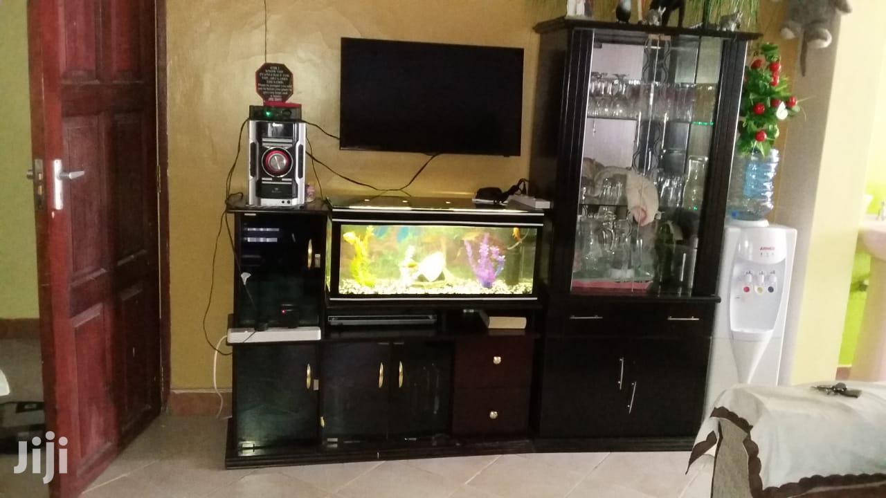 Tv-stand Fit Fresh Water FISH AQUARIUM (FISH TANK) In-house