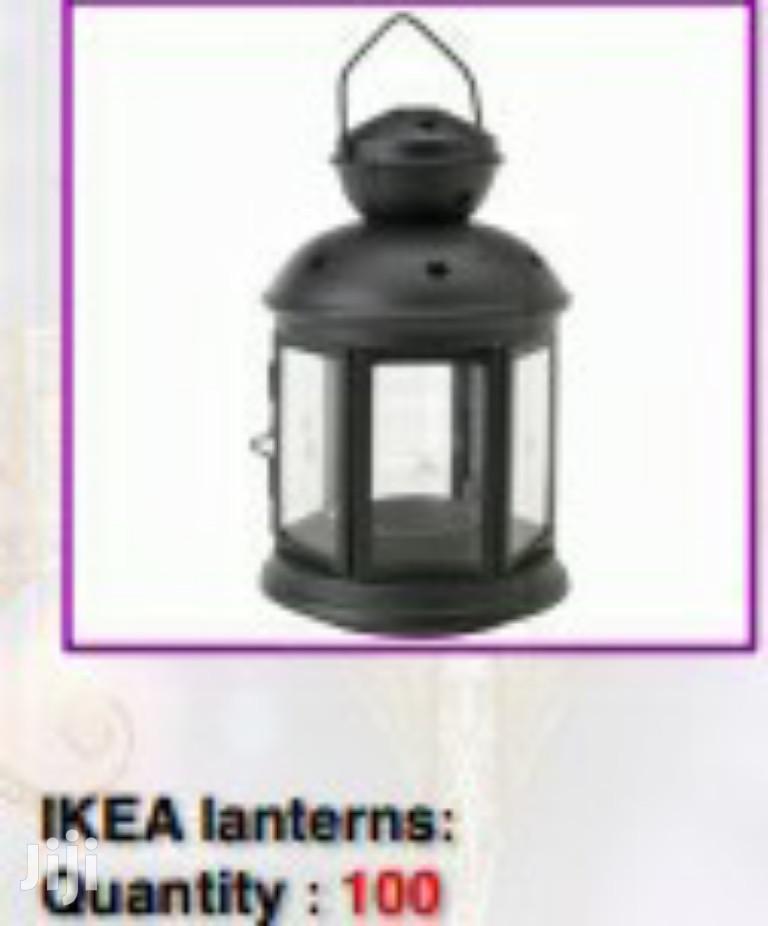 IKEA Lanterns