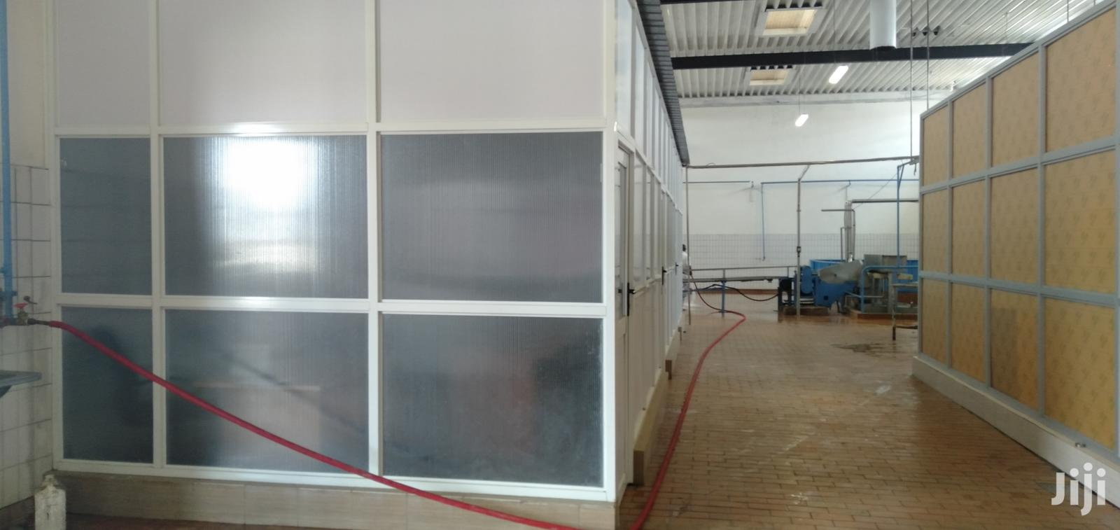 Alluminium Partitioning | Building & Trades Services for sale in Nairobi Central, Nairobi, Kenya
