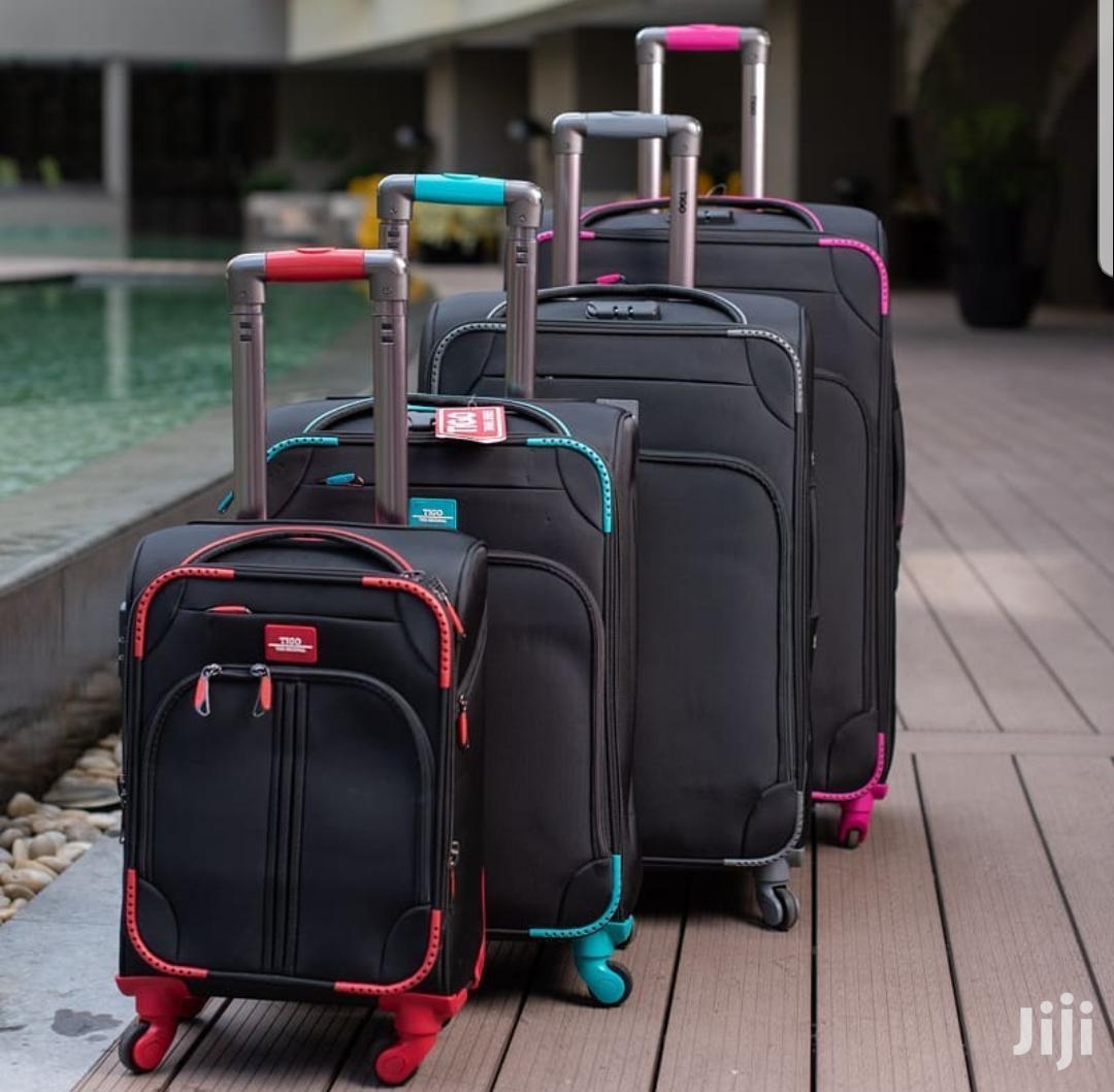 4 Pc Hardcase Suitcases | Bags for sale in Nairobi Central, Nairobi, Kenya