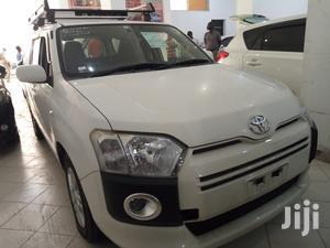 Toyota Succeed 2014 White | Cars for sale in Mvita, Majengo