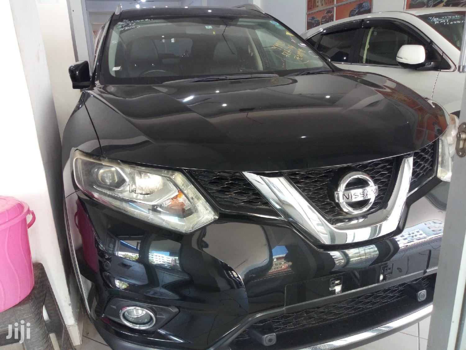 Nissan X-Trail 2014 Gray