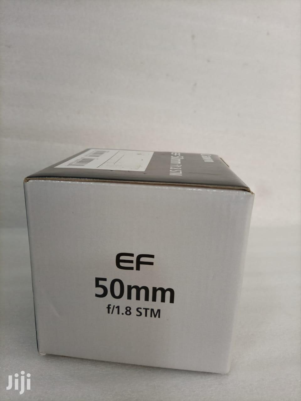 CANON 50mm Lens | Accessories & Supplies for Electronics for sale in Nairobi Central, Nairobi, Kenya