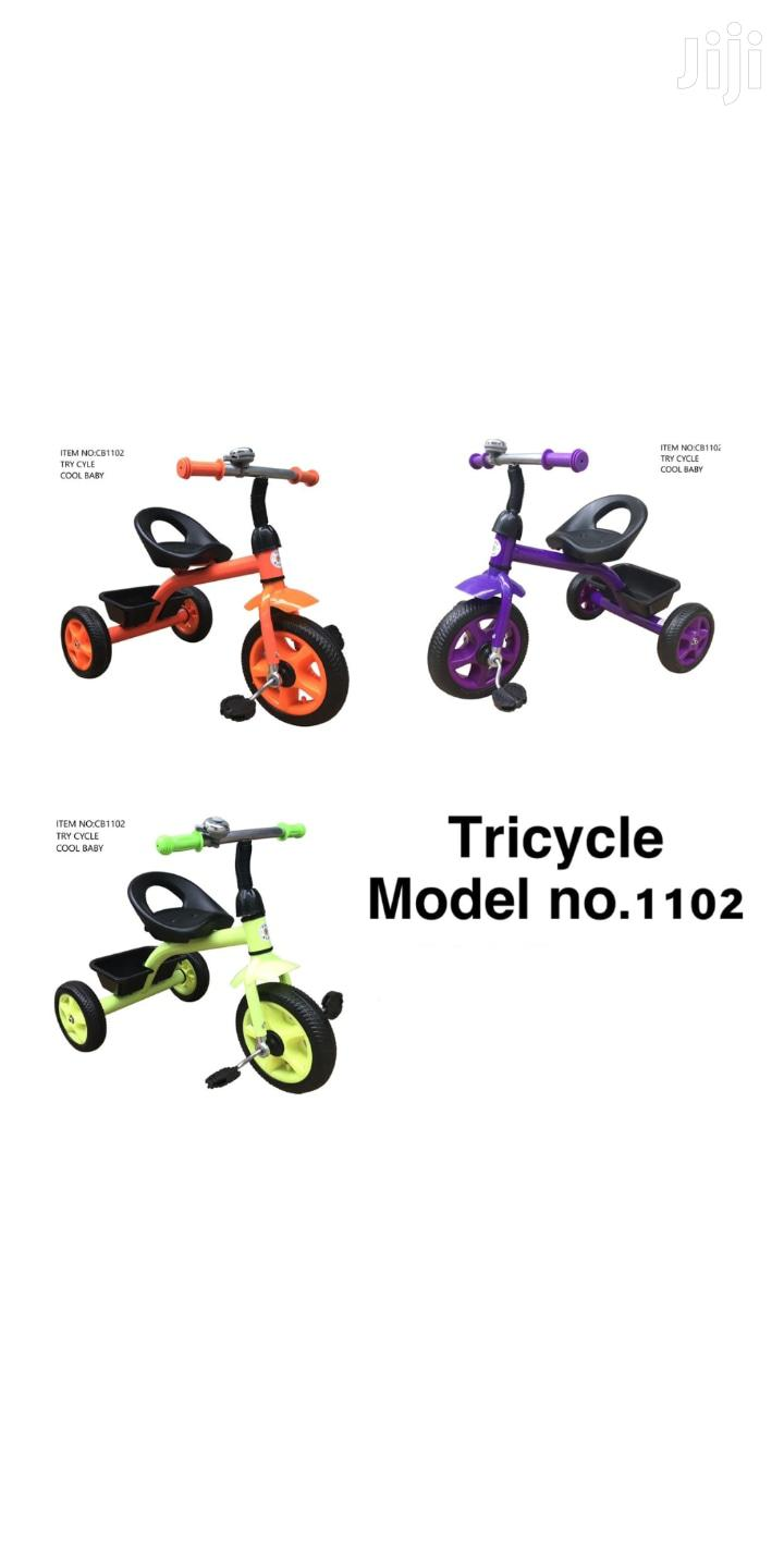 Tricycle. Model: 1102