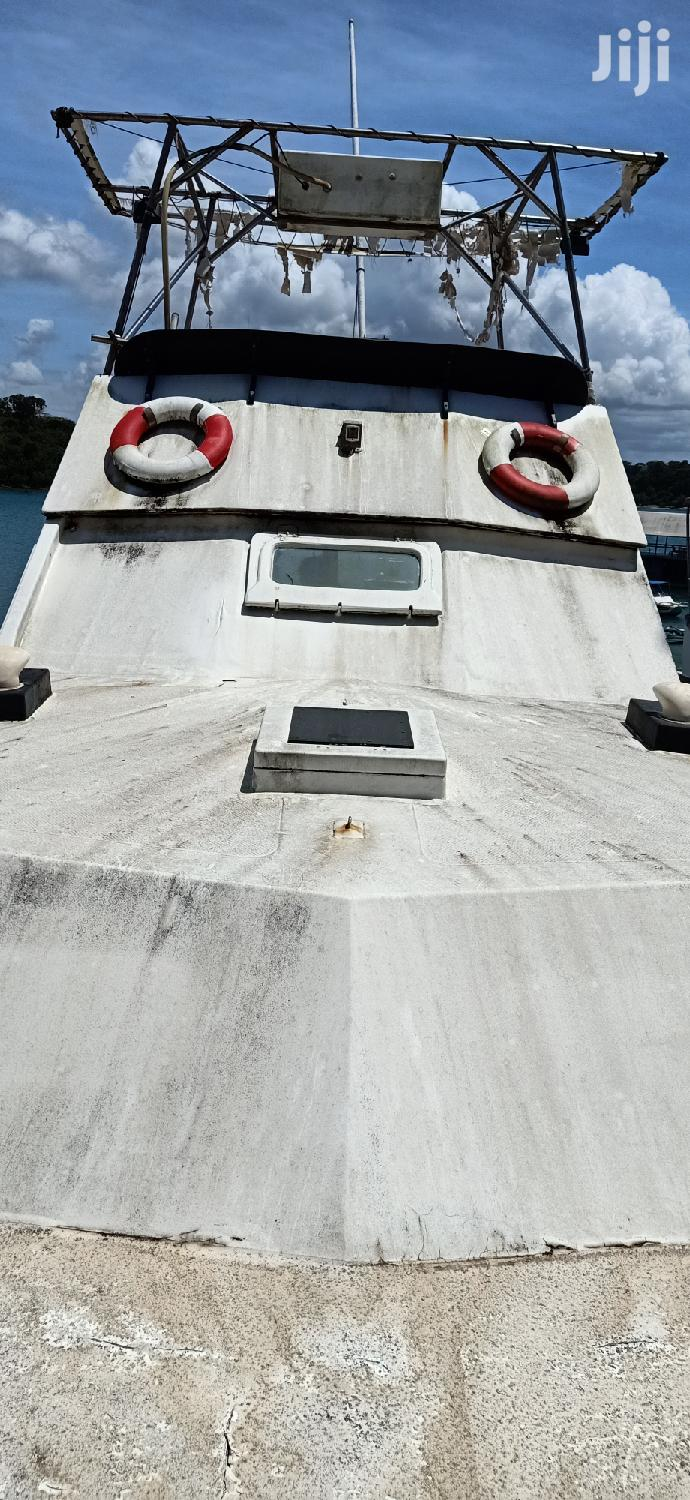 Archive: Specialised Moulding Fishing Boat