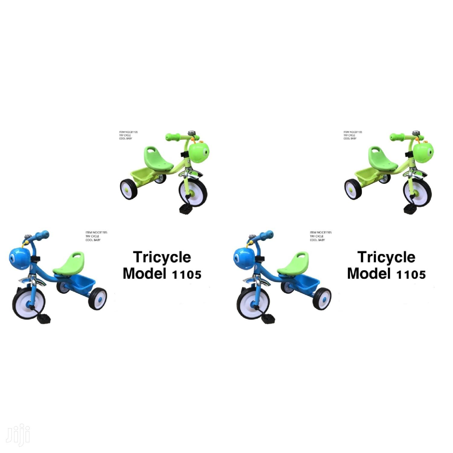 Tricycle Model 1105