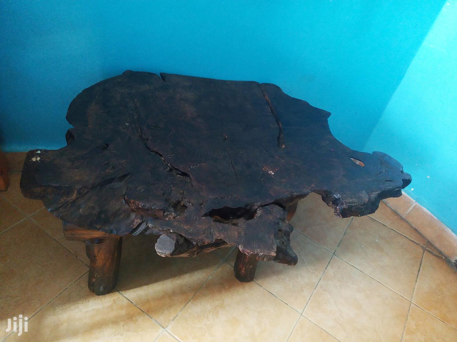 Archive: Irregular Shaped Handamade Coffee Table