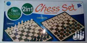 2 In1 Chess And Checkers Magnetic | Books & Games for sale in Nairobi, South C