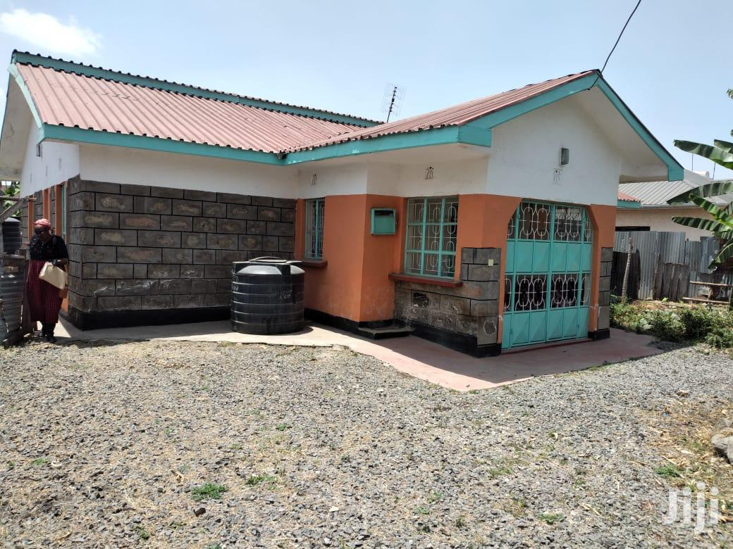 3 Bedroom Bungalow In Syokimau For Sale