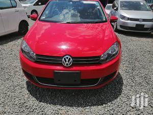 Volkswagen Golf 2013 Red | Cars for sale in Nairobi, Kilimani