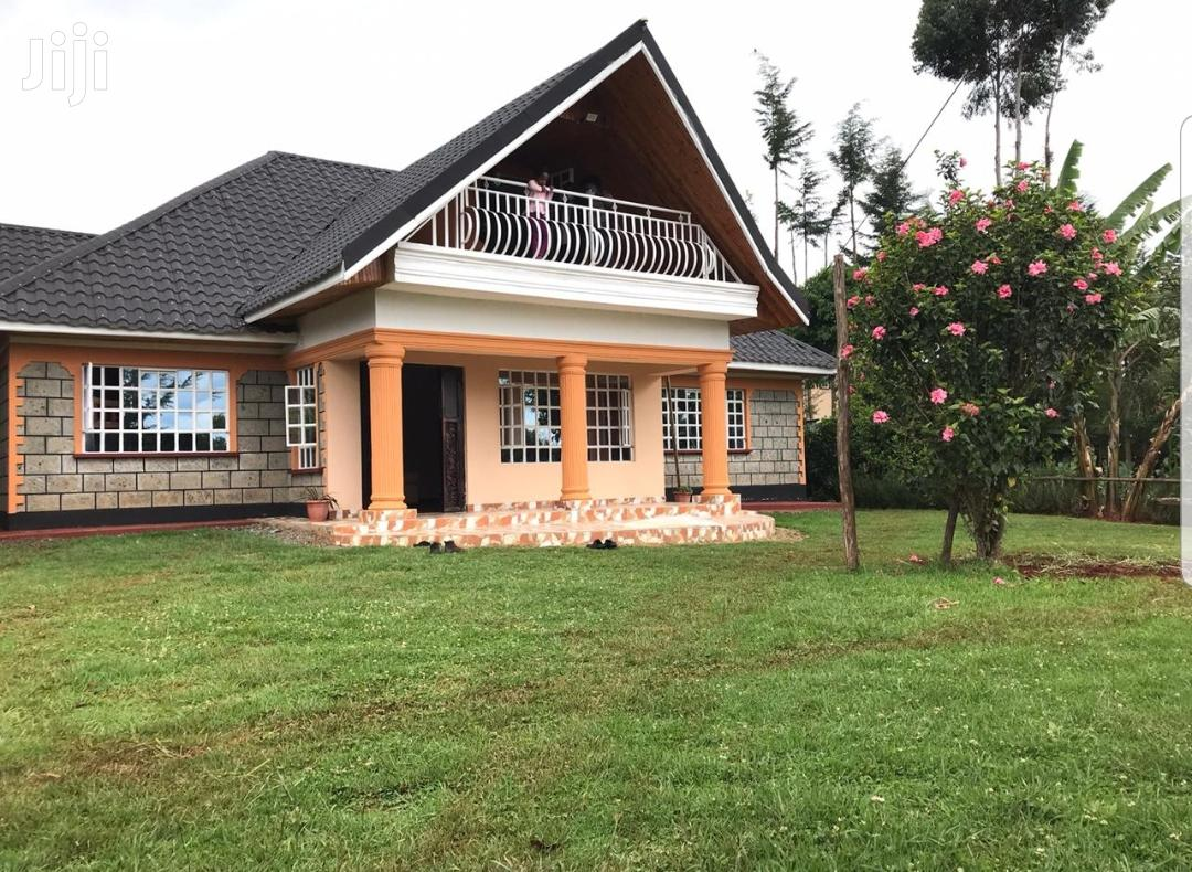 An Outstanding & Majestic 4br Bangallow On Sale Kapsaret