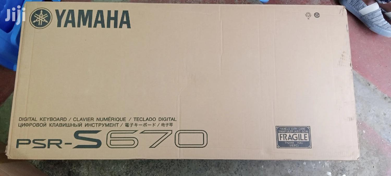 Yamaha Psr 670 | Musical Instruments & Gear for sale in Nairobi Central, Nairobi, Kenya