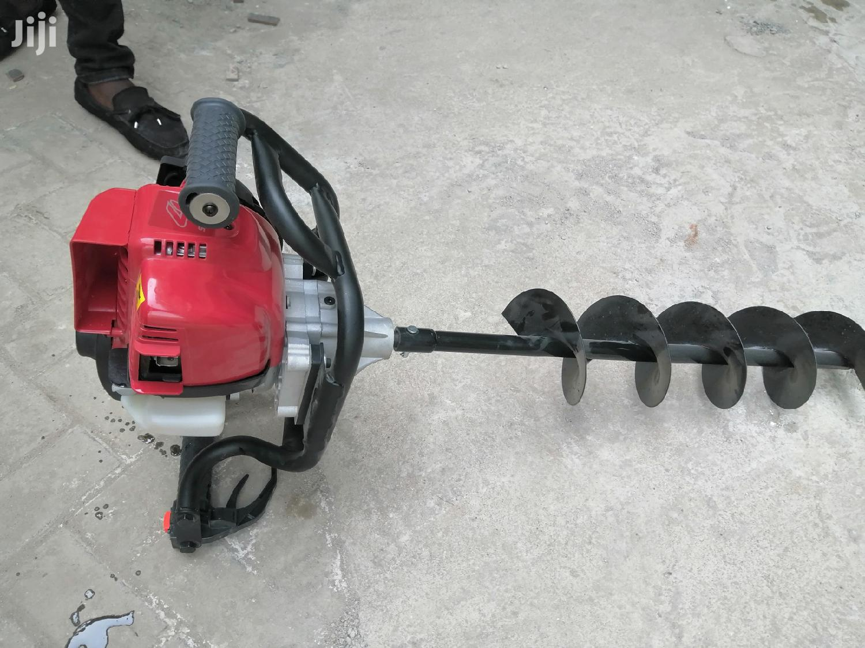 Rhino Gx35 Earth Auger 4 Stroke   Farm Machinery & Equipment for sale in Nairobi Central, Nairobi, Kenya