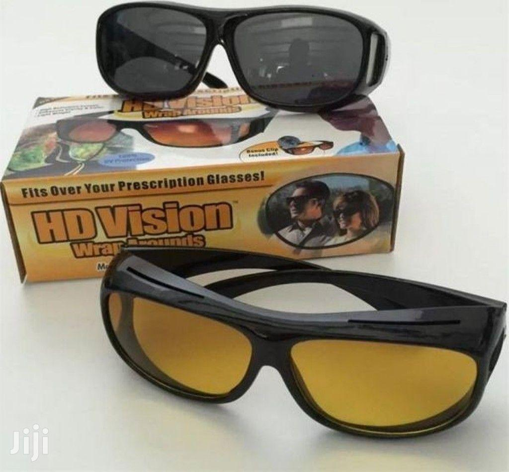HD Driving Glasses - A Pair