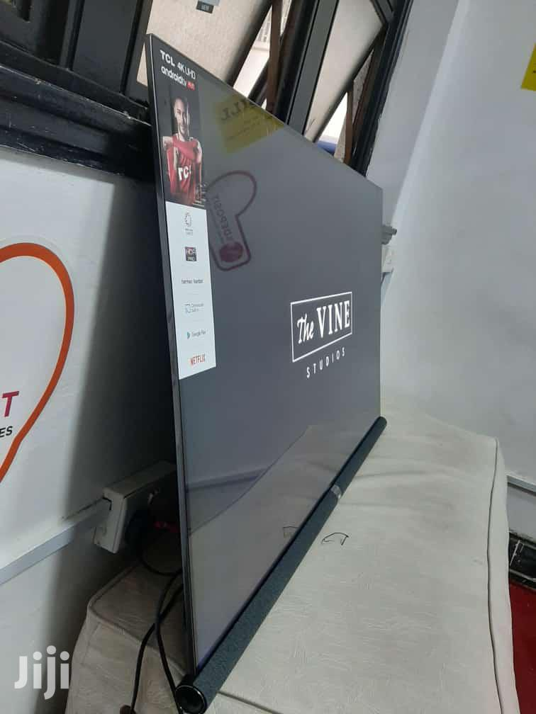 Archive: New Tcl Smart Led Android Tv 65 Inches