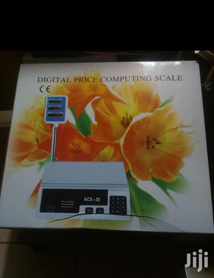 Digital Weighing Scale Machine 30kgs