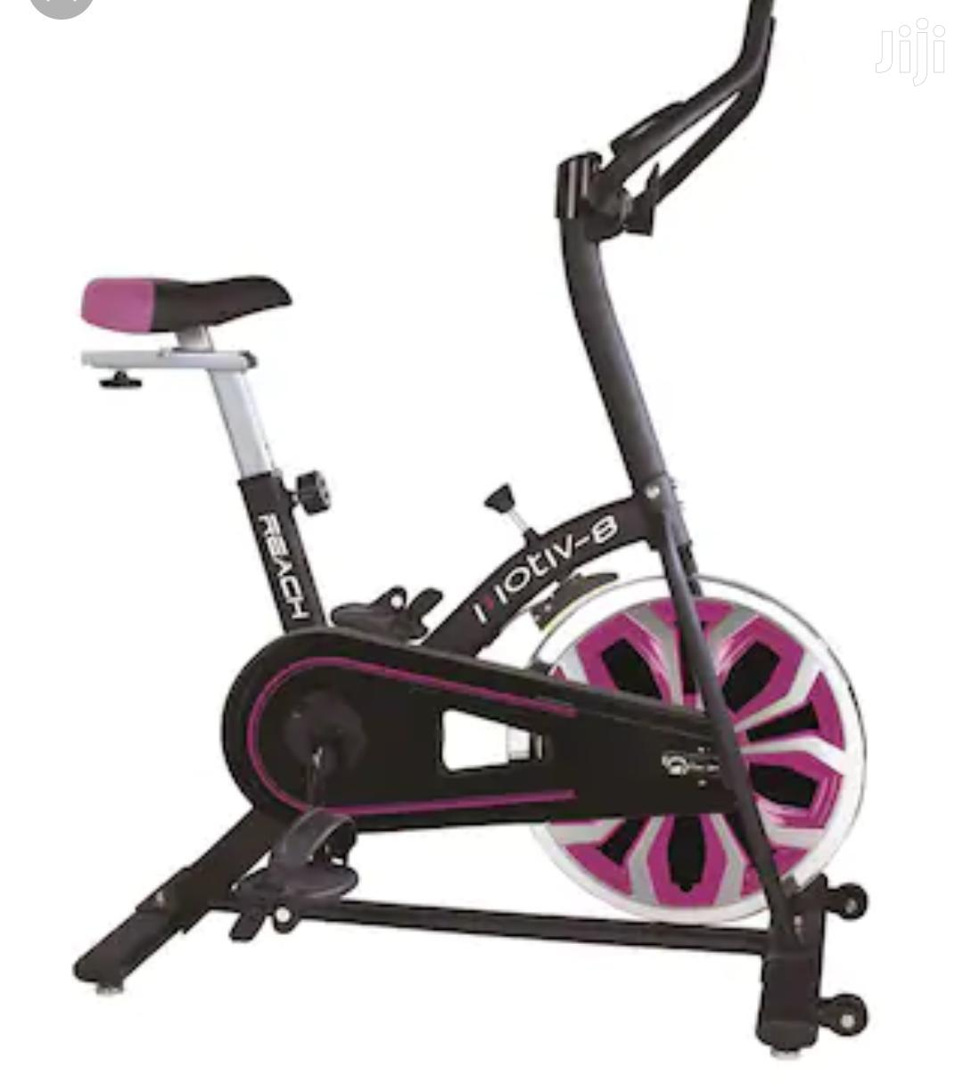 Archive: Ms 1910 Spin Bike