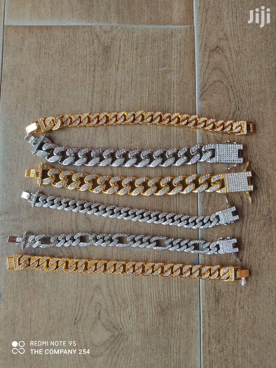 Iced Cuban Link Bracelets