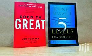Jim Collins and John C Maxwell Are Available. | Books & Games for sale in Nairobi, Nairobi Central