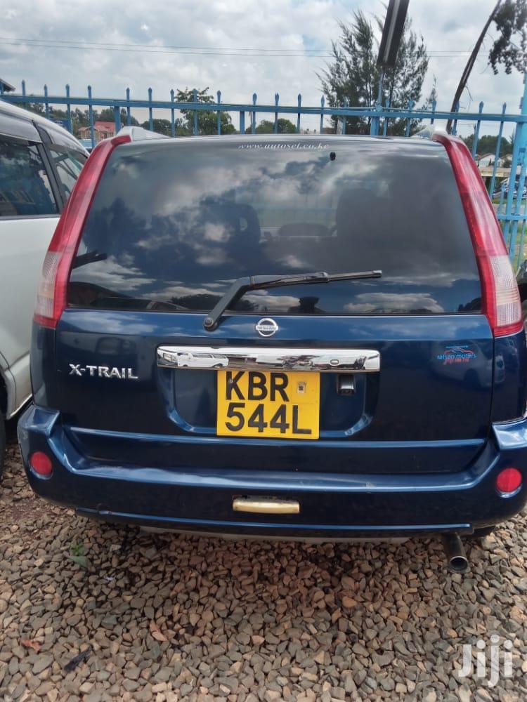 Nissan X-Trail 2005 Blue | Cars for sale in Eldoret CBD, Uasin Gishu, Kenya
