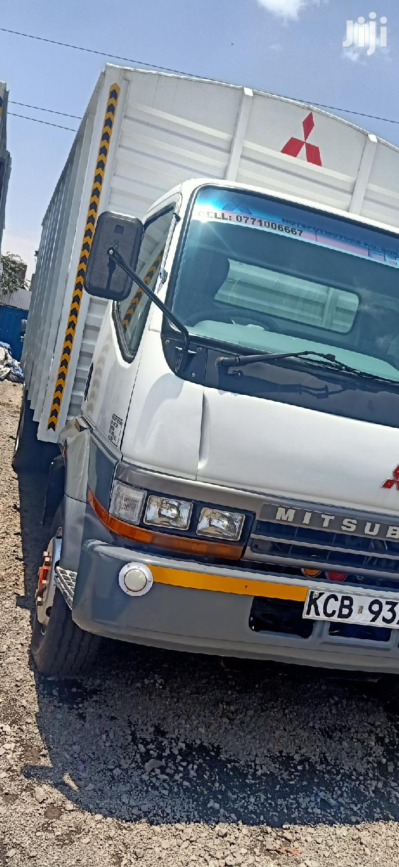 Mitsubishi FH 2010 White | Trucks & Trailers for sale in Nairobi South, Nairobi, Kenya