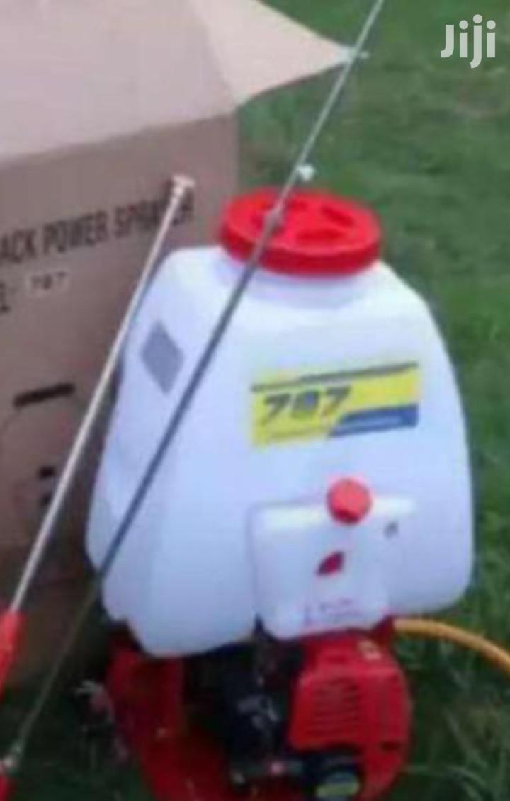 Durable Knapsack Sprayer Petrol Powered