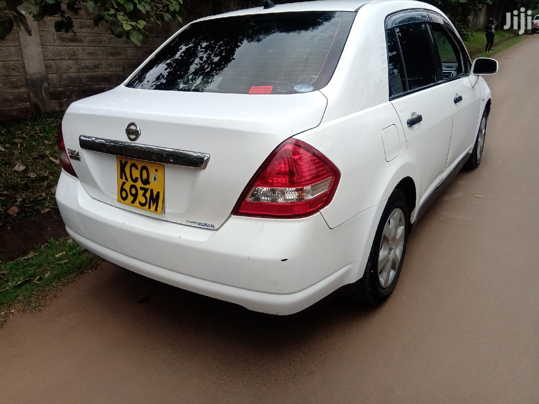 Archive: Nissan Tiida 2011 White