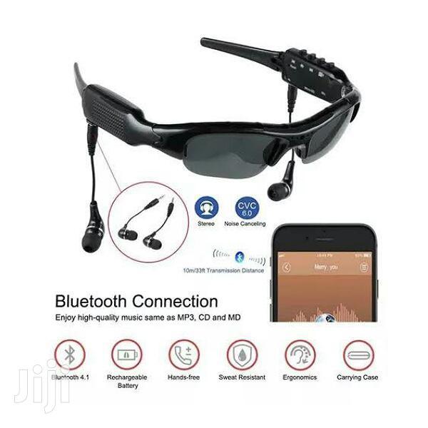 Bluetooth Sunglasses With Earphones