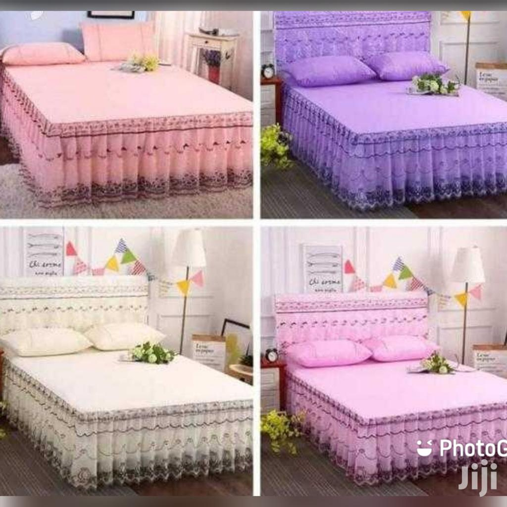 Get High Quality Beautiful Bedskirt Available
