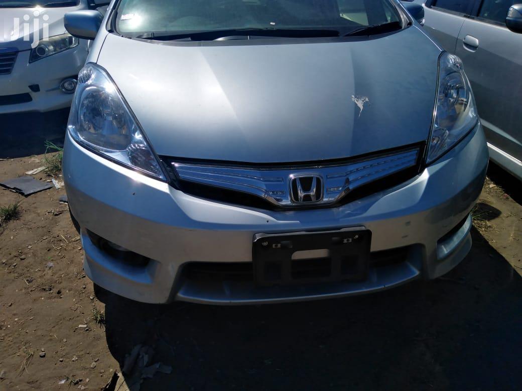 Honda Shuttle 2013 Silver in Mvita - Cars, Meshack Cheiyo | Jiji.co.ke