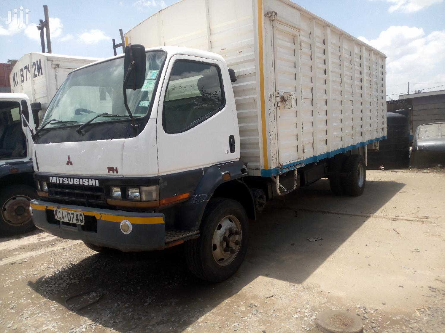 Mitsubishi FH 2014 | Trucks & Trailers for sale in Roysambu, Nairobi, Kenya