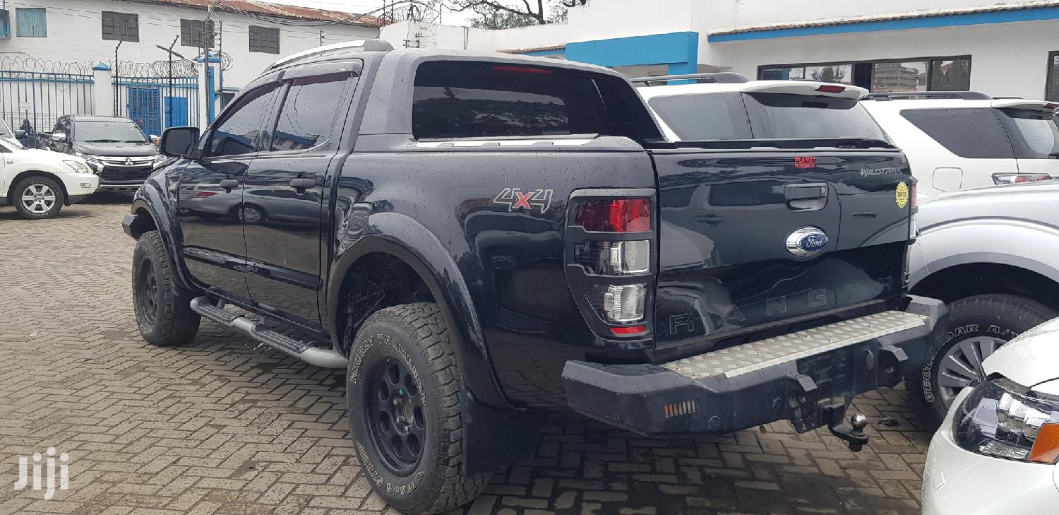 Ford Ranger 2013 Black