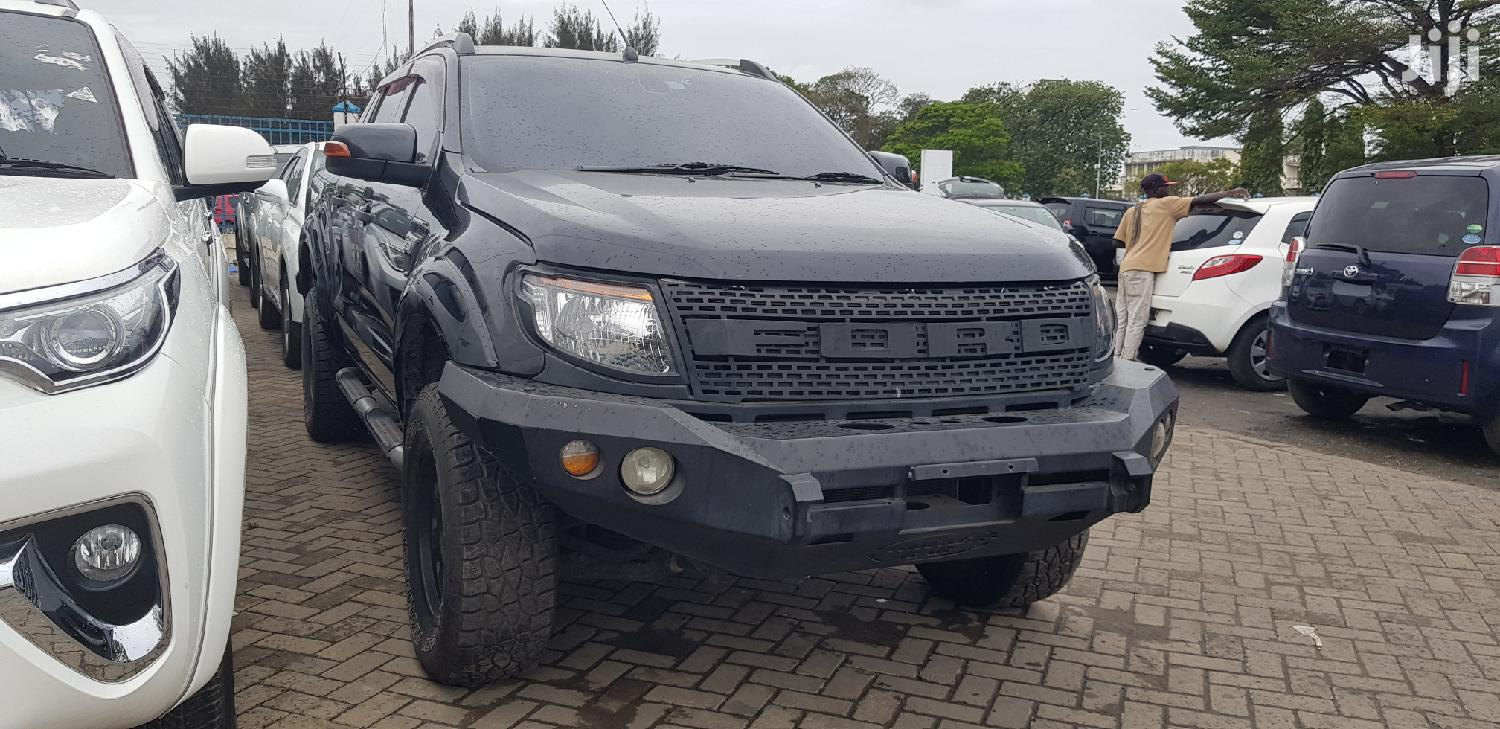 Ford Ranger 2013 Black | Cars for sale in Mvita, Mombasa, Kenya