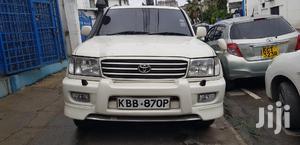 Toyota Land Cruiser 2005 100 4.2 TD Executive White | Cars for sale in Mombasa, Mvita