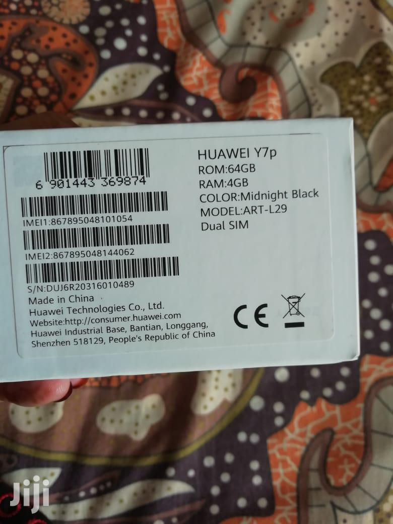 Huawei Y7p 64 GB Black | Mobile Phones for sale in Tononoka, Mombasa, Kenya
