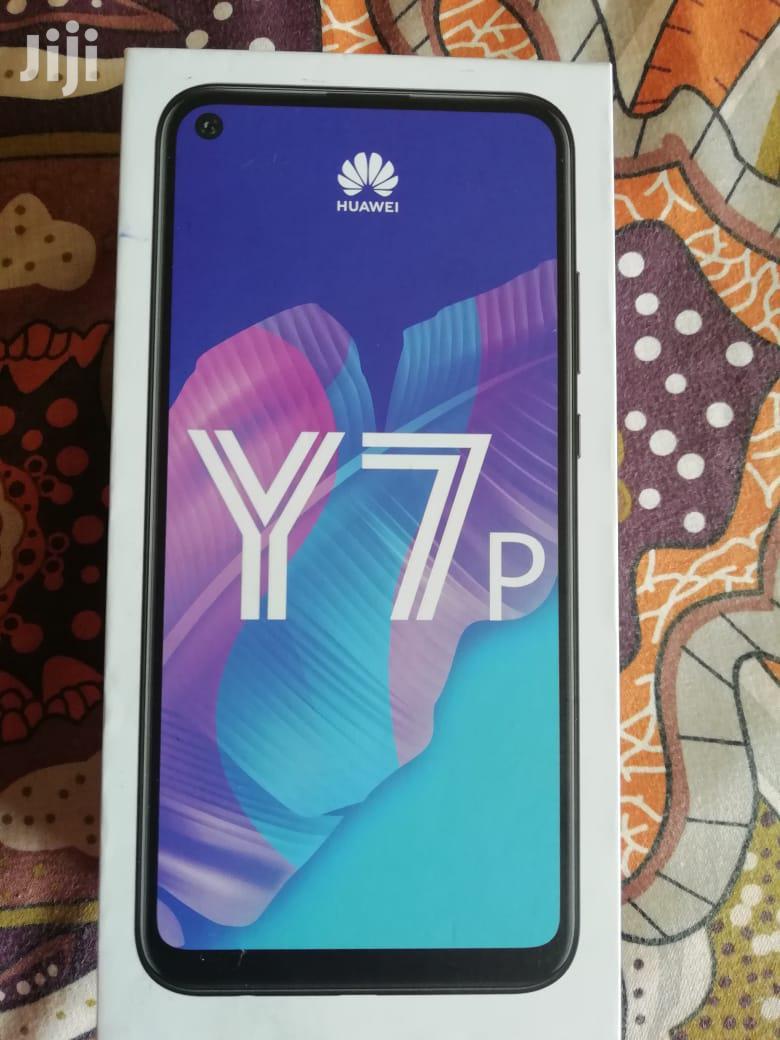 Huawei Y7p 64 GB Black