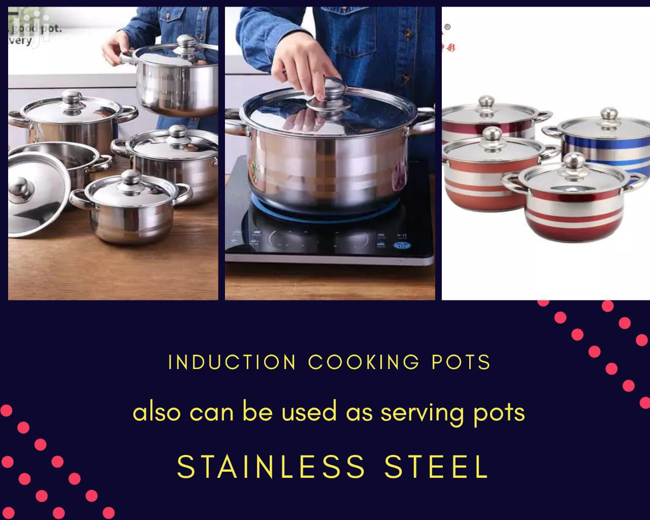 Induction Cooking Pots | Kitchen & Dining for sale in Nairobi Central, Nairobi, Kenya